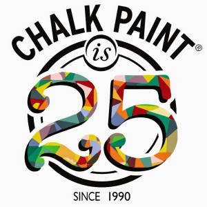 Chalk Paint is 25 mark
