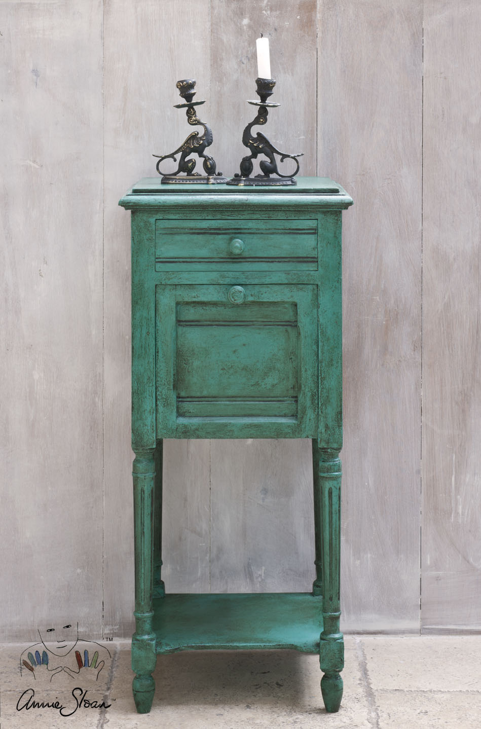 Annie Sloan Chalk Paint Versailles With Provence